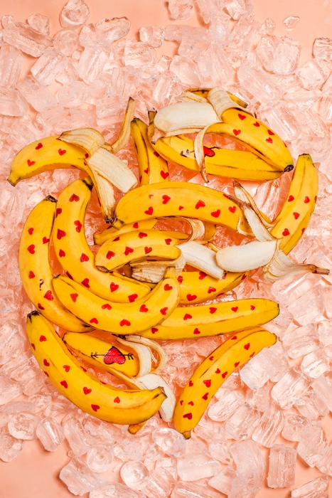 Banana Party, Hojasanta.